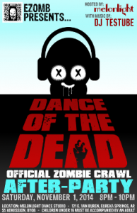 Dance of the Dead 2014