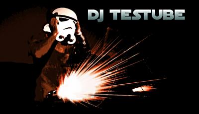 DJ Testube stormtrooper