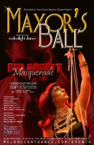 Mayors Ball Poster