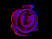 3-D Testube