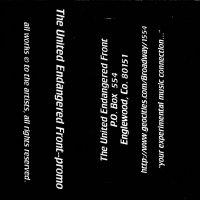 UEF Promo Cassette